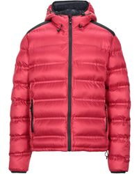 Ciesse Piumini Synthetic Down Jacket - Red
