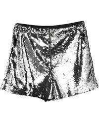 Endless Rose Shorts & Bermuda Shorts - Metallic