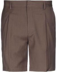 GUILTY PARTIES Shorts & Bermuda Shorts - Brown