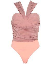 Elisabetta Franchi Top - Pink
