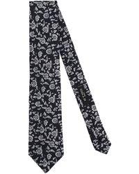 Etro Ties & Bow Ties - Black