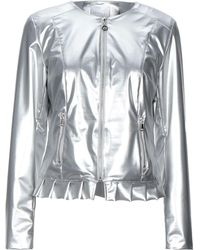 Anonyme Designers Jacket - Metallic