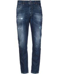 KLIXS Denim Trousers - Blue