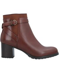 Geox Bottines - Marron