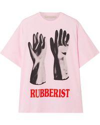 Christopher Kane T-shirt - Pink