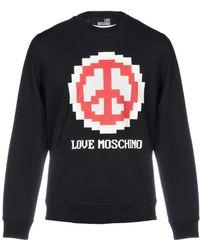 Love Moschino - Sweatshirt - Lyst