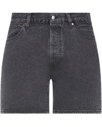 Levi's Denim Shorts - Black