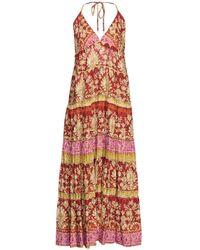 Souvenir Clubbing Long Dress - Multicolour
