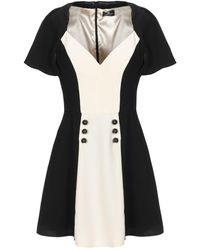 Elisabetta Franchi Polyester Dress - Black