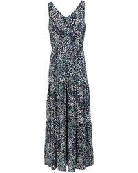 Vero Moda Long Dress - Blue