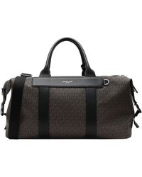 Michael Kors Travel Duffel Bags - Brown
