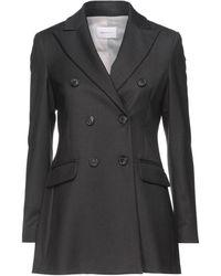 SADEY WITH LOVE Suit Jacket - Grey