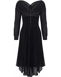 Belstaff Knee-length Dress - Black