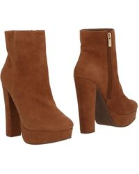 Jessica Simpson Ankle Boots - Natural