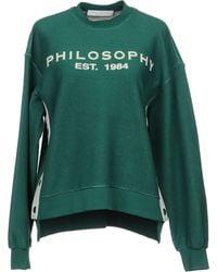 Philosophy Di Lorenzo Serafini - Sweatshirts - Lyst