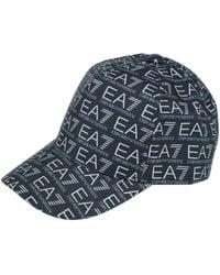 EA7 Chapeau - Noir