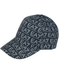 EA7 Hat - Black