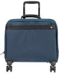 Mandarina Duck Trolley - Blu