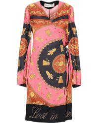 Shirtaporter Robe courte - Rose