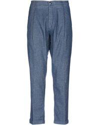Re-hash Trouser - Blue
