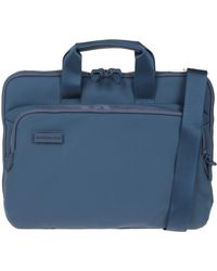 Mandarina Duck Work Bags - Blue