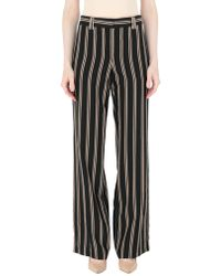 Maliparmi Casual Trousers - Black