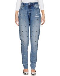 Zoe Karssen Denim Pants - Blue