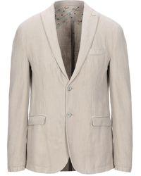 Barbati Suit Jacket - Natural