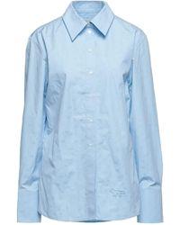 Maison Kitsuné Camicia - Blu