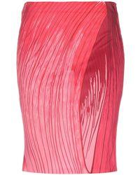 Roberta Di Camerino - Knee Length Skirt - Lyst