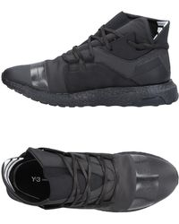 Y-3 Sneakers & Tennis montantes - Noir