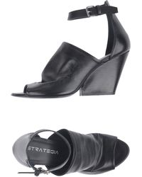 Strategia - Sandalias - Lyst