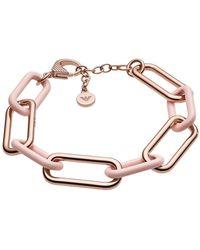 Emporio Armani Bracelet - Pink
