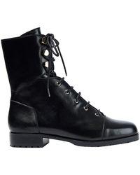 Emporio Armani Ankle Boots - Black