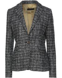 Alessandro Dell'acqua Suit Jacket - Black