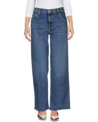 Current/Elliott Pantalon en jean - Bleu