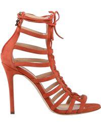 Elisabetta Franchi - Ankle Boots - Lyst