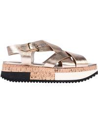 6b4258df227 Lyst - Women s Agl Attilio Giusti Leombruni Flat sandals On Sale