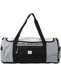 Herschel Supply Co. Travel Duffel Bags - Gray
