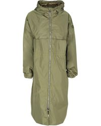 Save The Duck - Lange Jacke - Lyst