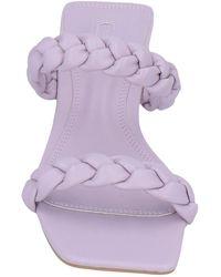 TOPSHOP Sandals - Purple
