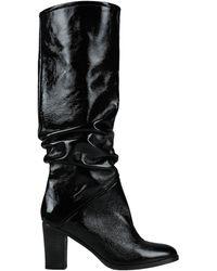 Free People Knee Boots - Black