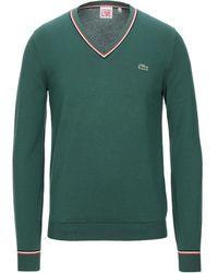 Lacoste Pullover - Grün