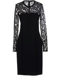 Stella McCartney Knee-length Dress - Black