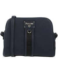 Pollini Cross-body Bag - Blue