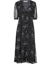 Gestuz Long Dress - Black