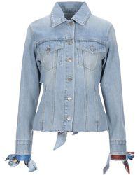 SJYP Capospalla jeans - Blu