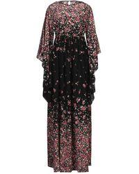 Michael Kors Long Dress - Black