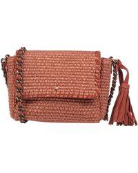 Sessun Cross-body Bag - Red