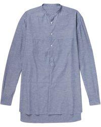 Eidos Camisa - Azul